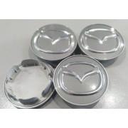 Колпачки для литых дисков D54.1 Mazda